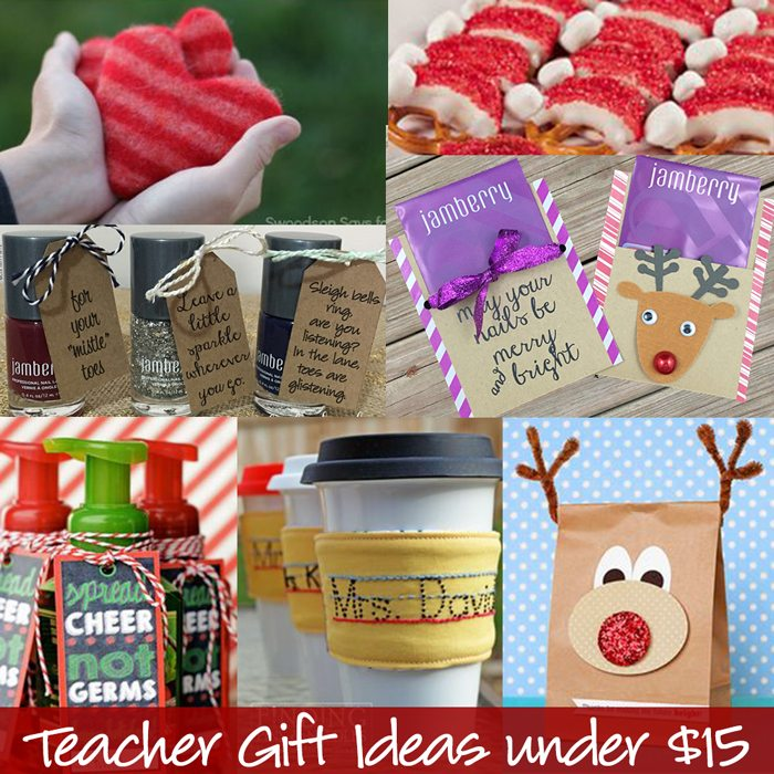 Thoughtful Diy Christmas Gifts: Thoughtful Holiday Gifts For Teachers • Christi Fultz